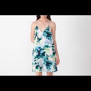 Cynthia Rowley 100% silk dress